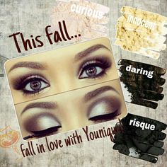 Get your fall look today!  www.youniqueproducts.com/3dmargaritas