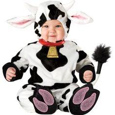 Infant Cow Halloween Costume