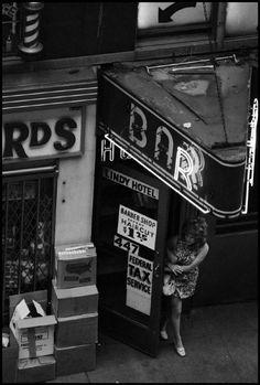 Burt Glinn, Only one aspect of street culture