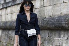 Street style from Paris Fashion Week spring/summer '17: