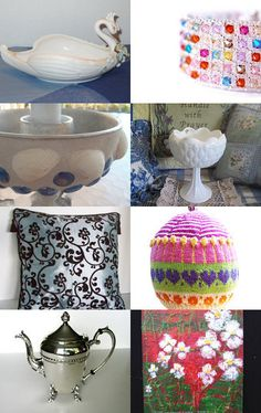 """""""My Abbie's Attic - Featured Shop"""" by BeadYourOwn --Pinned with TreasuryPin.com"""