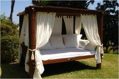 Day Beds and Furniture from Bali