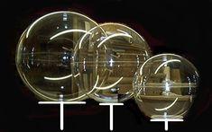 ACRYLIC SPHERES GLOBES BALLS FROM COMPLEX PLASTICS TOLL FREE 1-888-PLASTIK 1-800-363-2870
