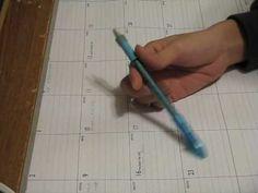 KTrinh93 pen spinning tutorials