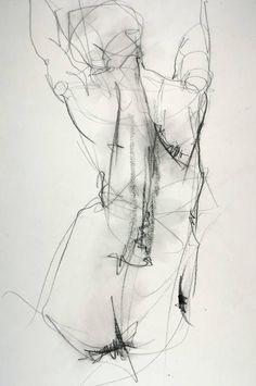 "Saatchi Art Artist Samuel Bonilla; Drawing, ""Sin Miedo a las Alturas"" #art"