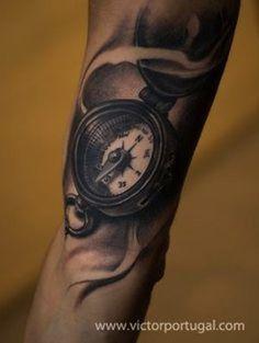 Victor Portugal | Tattoo Artist - Krakow, Poland | EgoDesigns