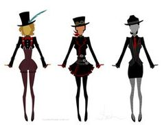 I want these as costumes