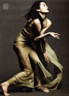 Dancing in the Soul, Vogue China