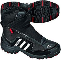 Adidas outdoor terrex conrax climaproof stivali da neve uomini http