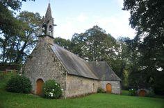 sur les chemins du pays pourleth : chapelle bretonne