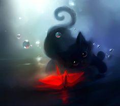 Oh how cute kitty