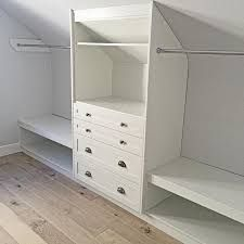 Inconceivable Attic storage gardner ks,Attic bathroom cost and Attic remodel near me. Bedroom Closet Design, Master Bedroom Closet, Upstairs Bedroom, Attic Bathroom, Attic Rooms, Closet Designs, Bathroom Ceilings, Diy Bedroom, Attic Spaces