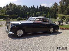 Rolls Royce  Silver Cloud 1956 Vintage,