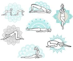 Yoga is a proven stress reliever. The next time you are feeling overwhelmed grab a mat and try some of these poses that are proven to help reduce stress and anxiety. Reduce Stress, How To Relieve Stress, Feeling Overwhelmed, Stress And Anxiety, Yoga Poses, Life