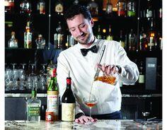 MN M+E - The Martinez #SignatureDrink #Gin #MaraschinoLiqueur