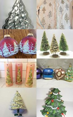 Oh Christmas Tree Oh Christmas Tree for Vintage Passion Gifts by Myna F on Etsy--Pinned with TreasuryPin.com