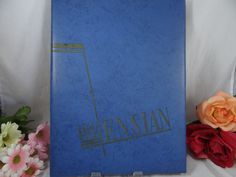Vintage 1944 Michiaganensian Yearbook by SecondWindShop on Etsy