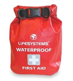 First Aid Kit can never be overrated. You never know!