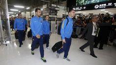 Llegada a Japón (14/12/2015) | FC Barcelona