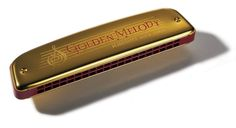 HOHNER Golden Melody Tremolo 40 Stimmen C-Dur