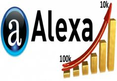give you 30 alexa review for your website for $12