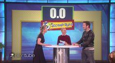 "Jennifer Lawrence and Chris Pratt List Their Favorite Body Parts on ""Ellen"""