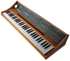 NED Synclavier - ultra expensive during its time.