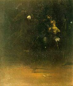 The Knight of Death, Salvador Dali