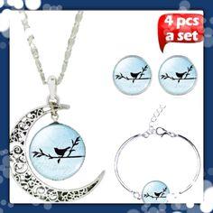 Elegant Delicate Jewelry Set