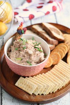 Best Deviled Ham Meat Spread Recipe on Pinterest