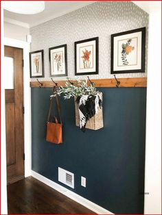 Home Renovation, Home Remodeling, Fall Entryway, Entryway Decor, Foyer Decorating, Narrow Hallway Decorating, Decorating Small Spaces, Home Accents, My Dream Home