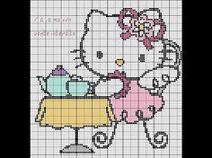 Hello Kitty tea