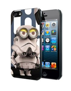 Star Wars Stormtrooper Minions Despicable Me B Samsung Galaxy S3 S4 S5 S6 S6 Edge (Mini) Note 2 4 , LG G2 G3, HTC One X S M7 M8 M9 ,Sony Experia Z1 Z2 Case