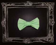 Already given but still awesome! Bow Ties, Cotton Fabric, Bows, Awesome, Metal, Frame, Unique, Handmade, Arches