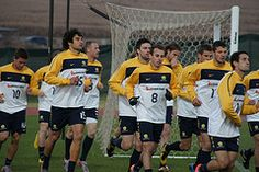 Closed Socceroos training in South Africa