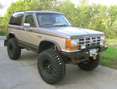 Another 4x4junkie 1990 Ford Bronco II post... - 18731372