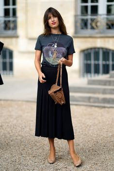 Street Style Paris Fashion Week Spring 2018 Best Looks