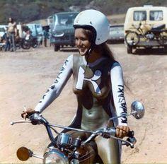 Endless me — Bonneville, Utah 1967 Via Along for the Ride