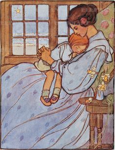 Rie Cramer Illustration~ Dutch Illustrator (ca. 1887-1977)