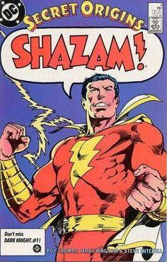 Secret Origins: Shazam!