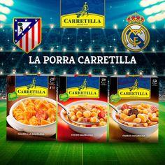Porra Carretilla - Final de Champions
