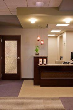 Jain Malkin Inc - Interior Design Portfolio - Medical and Dental Office Design - Clinic Space Planning and Design
