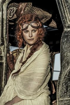 """Riley Keough as Capable in """"Mad Max: Fury Road"""""""