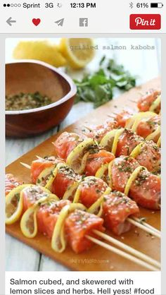 Love me some Salmon :)