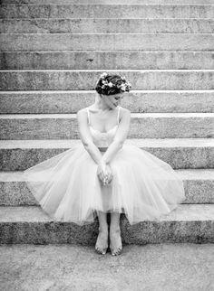 Ballet themed bridal boudoir session | Lissa Ryan Photography | see more on: http://burnettsboards.com/2015/10/ballet-boudoir/