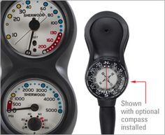 Always liked having a compass as well.