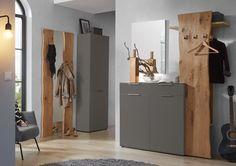 Massivholz garderobe eiche massiv ge lt naturas for Dieter knoll schlafzimmer