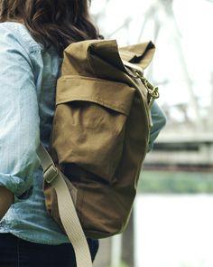 Vámonos de viaje!  Talant Day Bag - Travel - Handbags | Uncovet - Click on the image for more information on handbags.