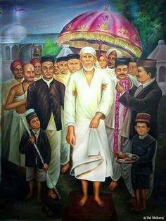 Sai Baba Hd Wallpaper, Sai Baba Wallpapers, Gk Questions And Answers, Sai Baba Photos, Baba Image, Om Sai Ram, New Beginnings, Gods Love, Krishna