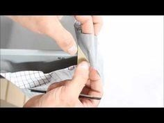 Polymere hochleistungs klebefolie in 91 gl nzenden farben for Polymere klebefolie